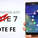Galaxy Note 7 becomes Galaxy Note FE