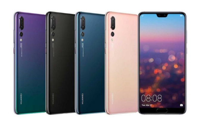 Top Android phones with a notch