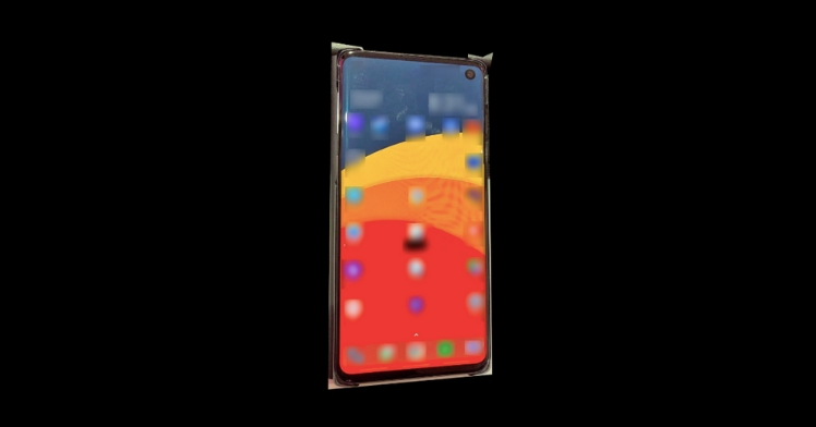 Samsung Galaxy S10 - Feature Image