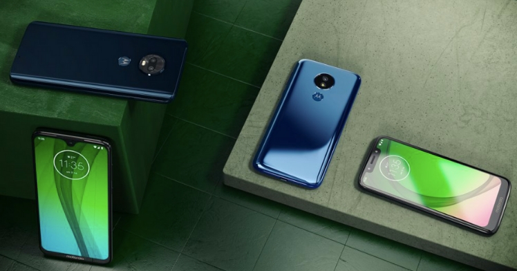Moto G7 Series Official - Feature Image