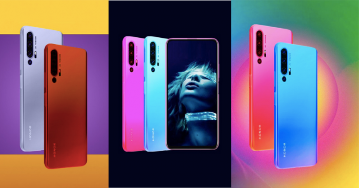 Honor 20 Pro - Feature Image