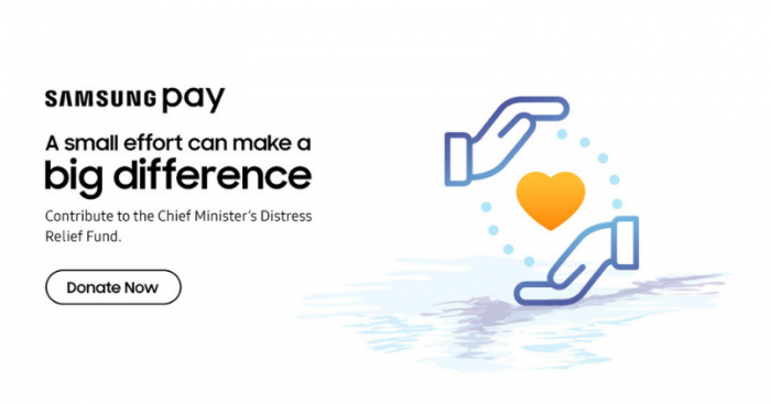 Samsung Pay - Flood Victims - Feature Image